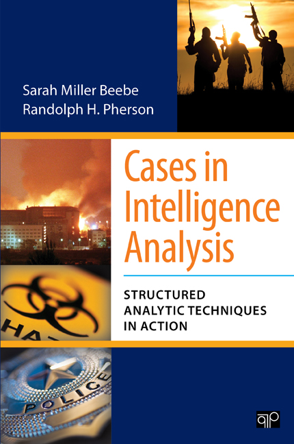 Click here to order Structured Analytic Techniques for Intelligence Analysis